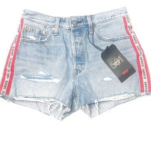 NWT Levi's sz 31 501 Shorts